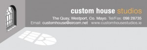 Custom House logo